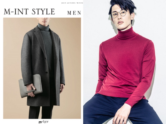 M-INT STYLE「MEN」 2019 AUTUMN / WINTER